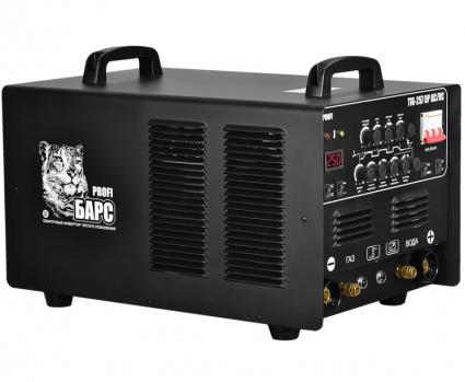 Аппарат аргонодуговой сварки БАРС Profi TIG-257 DP AC/DC