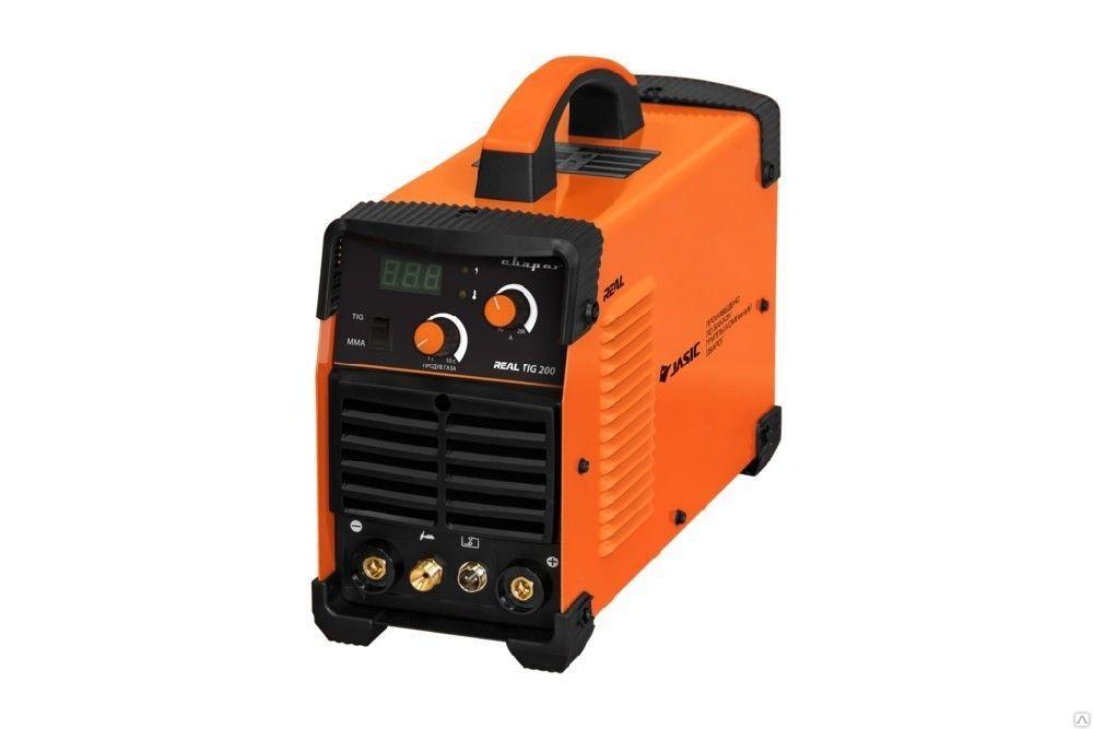 Аппарат для аргонодуговой сварки Сварог REAL TIG 200 (W223)