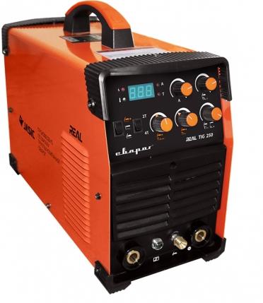 Аппарат для аргонной сварки Сварог REAL TIG 250 (W229)