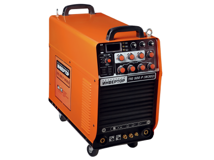 Аппарат аргоно-дуговой сварки Сварог TIG 500 P (W302)