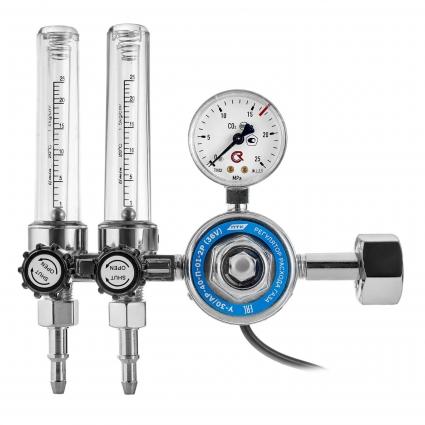 Регулятор расхода газа ПТК У-30/АР-40-П-01-2Р (36V)