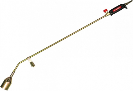 Горелка пропановая вентильная KRASS ГВ-111