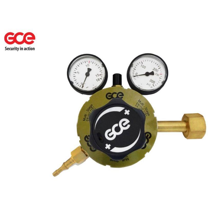 Редуктор двухступенчатый газовый GCE Multistage RG S2+ N