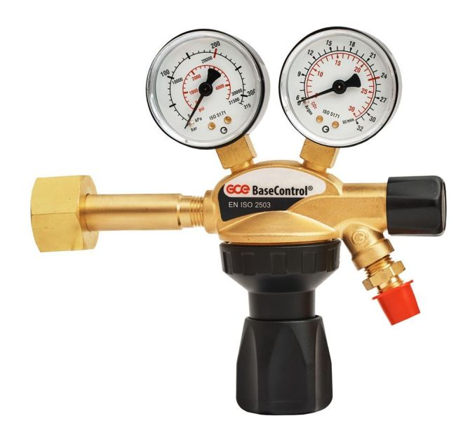 Регулятор для аргона и углекислого газа BaseControl ARG. 0870459