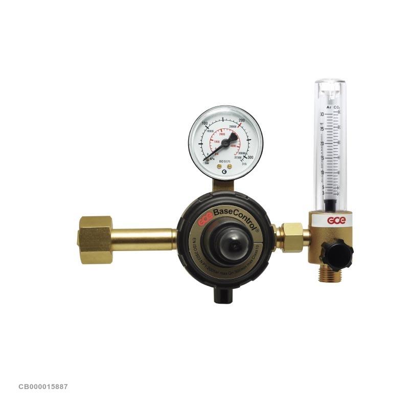 Регулятор для аргона и углекислого газа GCE BaseControl SE ARG/CO2