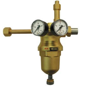Редуктор рамповый кислородный MR400 (РКЗ-500)