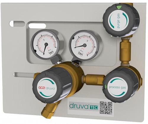 Газовая рампа разрядная MTLX GCE Druva Tec