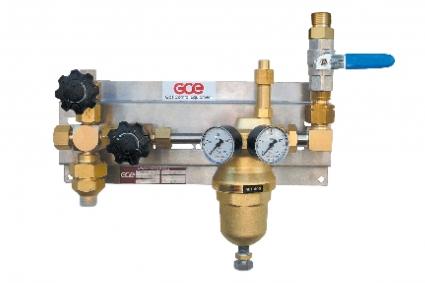 Рампа разрядная ММ400-1 GCE