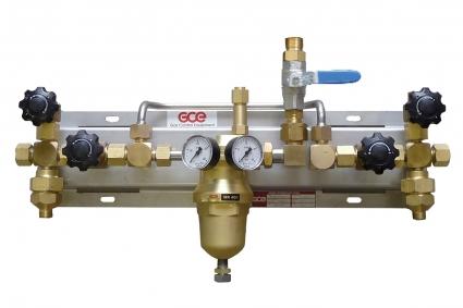 Рампа перепускная ММ400-2 GCE