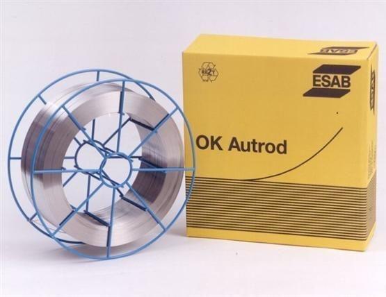Проволока OK Autrod 4043 Ø0.8 мм (6кг) ESAB. 1804089860