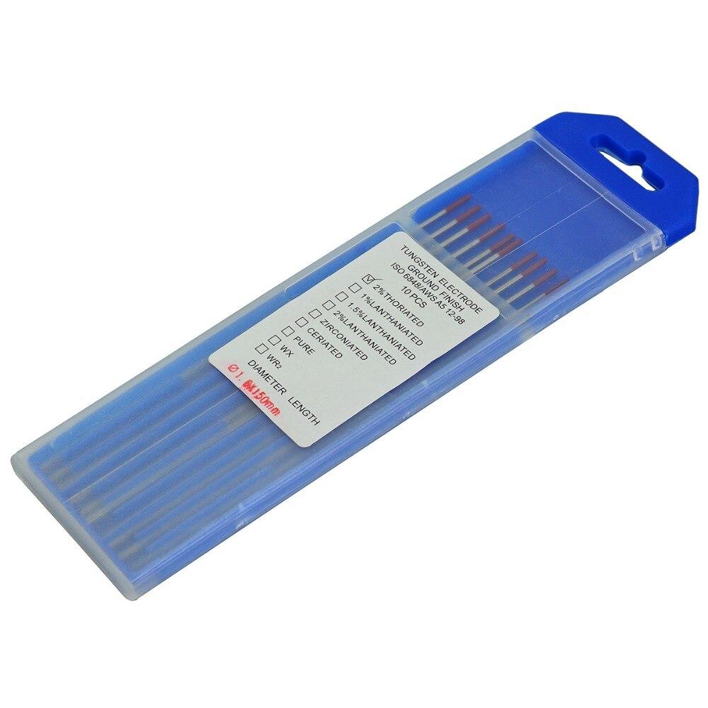 Вольфрамовые электроды WT 20 1,6 мм