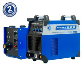 Инверторный полуавтомат AuroraPRO ULTIMATE 450 (MIG/MAG+MMA)