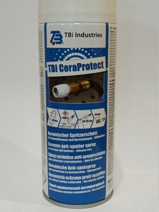 Спрей TBi антипригарный керамический CeraProtect
