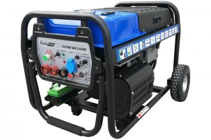 Бензиновый сварочный генератор TSS PROF GGW 3.0/300E
