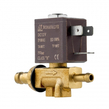 Клапан электромагнитный ZCQ-20B-17 (DC 24V)