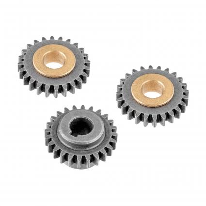 Шестеренки нижние механизма SB-10F-1, комплект 3 шт.