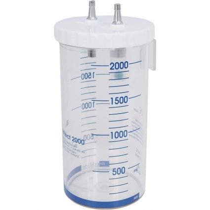 Контейнер-сборник Medicollect 1000 121 град с планкой и корзиной