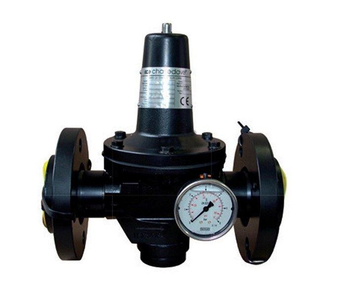 Сетевой регулятор Celtic AML1N O 20/5бар, 680м3/час, кислород и инертные газы G1 1/2