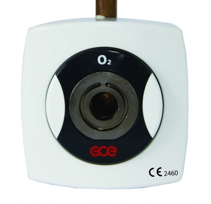 Клапанная система TU DIN CO2 - встроенная