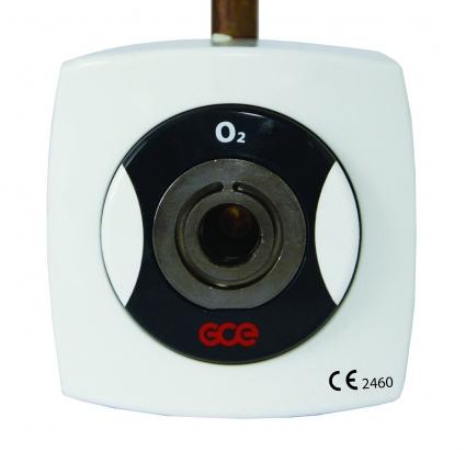 Клапанная система TU DIN O2 - накладная