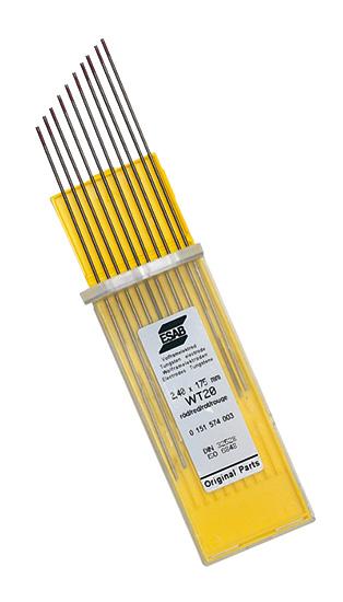 Вольфрамовые электроды ESAB WC20