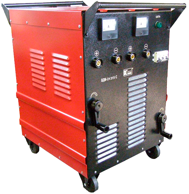Сварочный выпрямитель КаВик ВДМ-2х315С У3