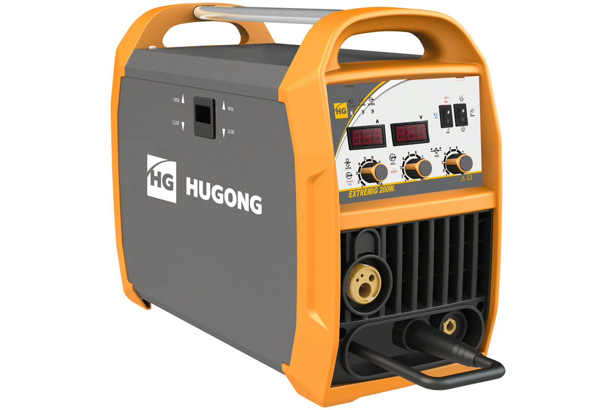 Полуавтомат HUGONG EXTREMIG 200W III