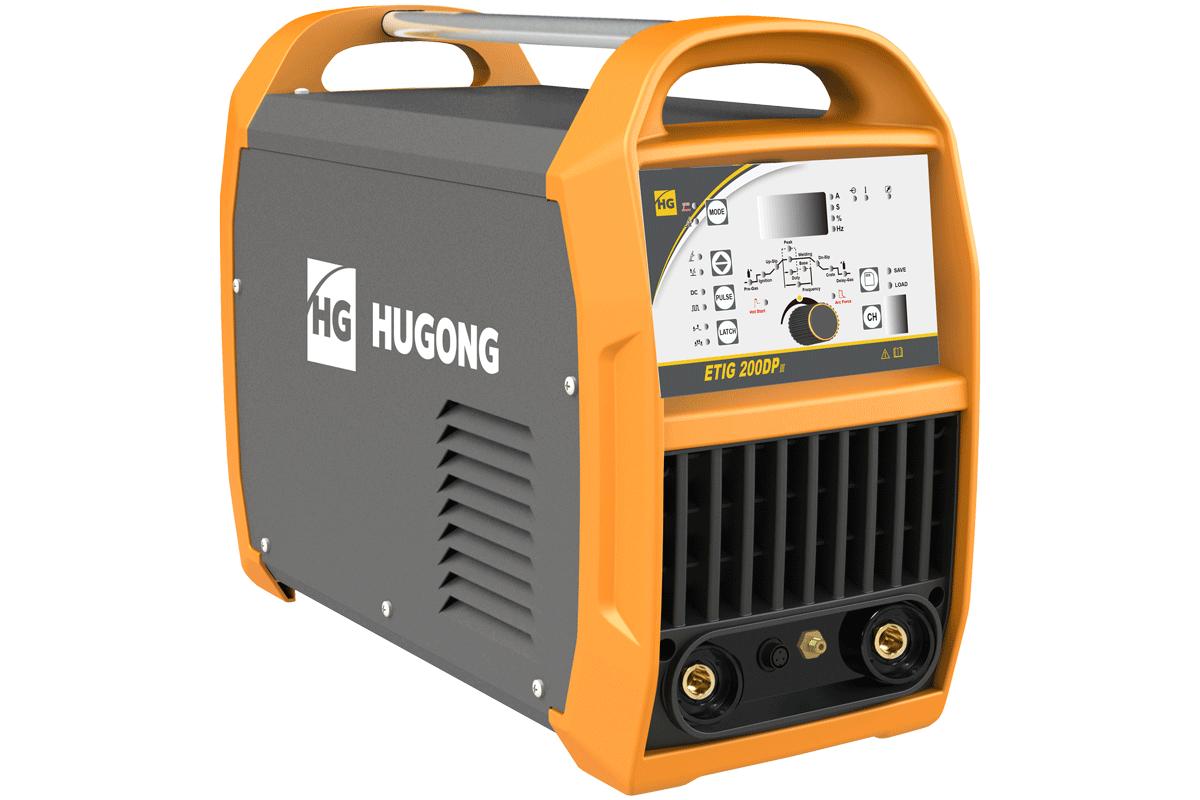 Аргонодуговой аппарат HUGONG ETIG 200DP III