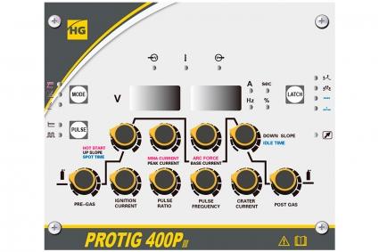 Аргонодуговой аппарат HUGONG PROTIG 400P III