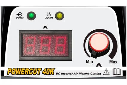 Аппарат плазменной резки HUGONG POWERCUT 40K