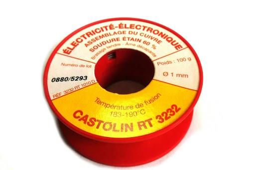 Припой Castolin RT 3232