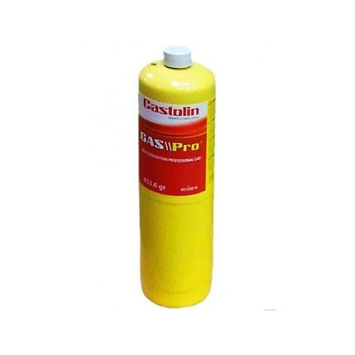 Сменный баллон Castolin GAS//Pro (МАРР). 1 л., 450гр.  (12 шт. в коробке)