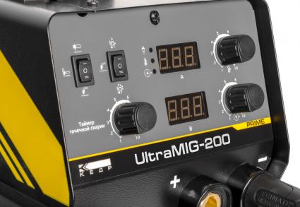 Полуавтомат КЕДР UltraMIG-200 (220В, 40-200А)