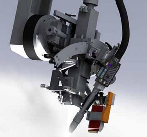 Технология лазерно-гибридной сварки ESAB Hybrio