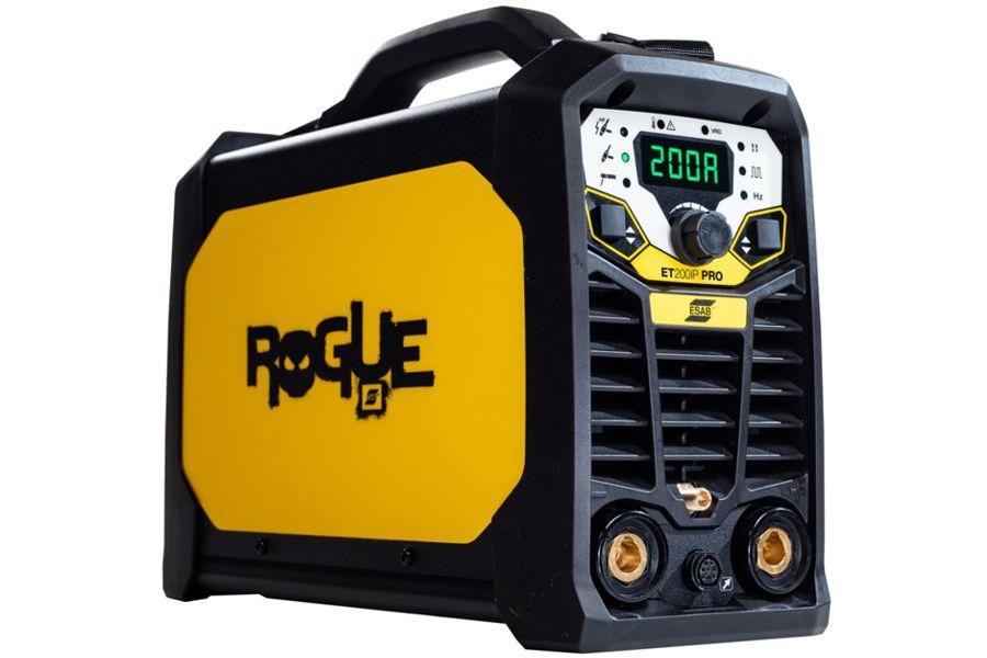 Сварочный аппарат ESAB Rogue ET 200iP PRO с импульсом