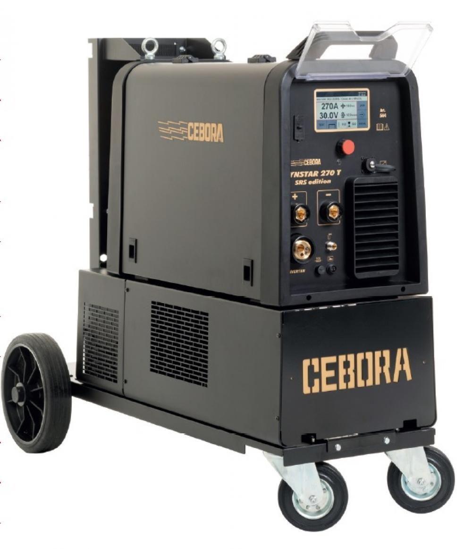 Сварочный полуавтомат Cebora Synstar 270T SRS Edition