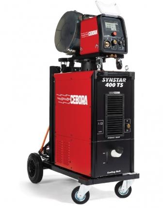 Сварочный полуавтомат Cebora Synstar 400 TS