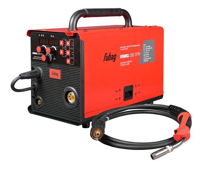 Полуавтомат IRMIG 200 SYN с горелкой FB 250 31447.1