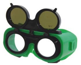 Очки защитные закрытые с непрямой вентиляцией ЗНД2 ADMIRAL (5)