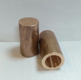 Электрод для точечной сварки плоский