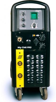 ESAB Origo Mig C340 PRO 4WD
