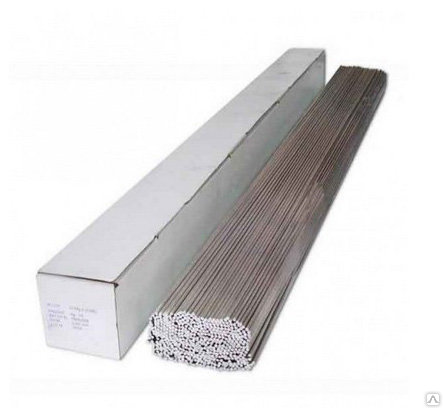 Пруток СВ08А 4мм (рубленная проволока СВ08А ), 10кг