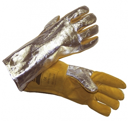 Перчатки ESAB Heavy Duty Aluminium 500 C°