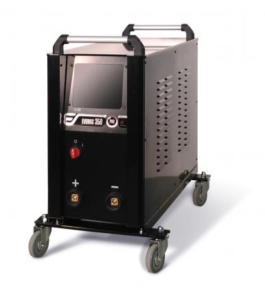 Сварочный инверторный полуавтомат EVOMIG 350 EVOSPARK