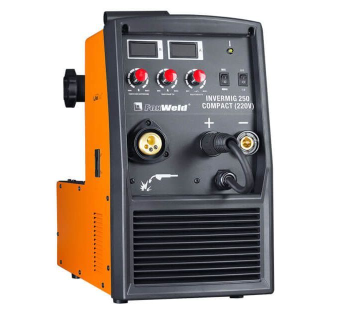 Полуавтомат INVERMIG 250 COMPACT