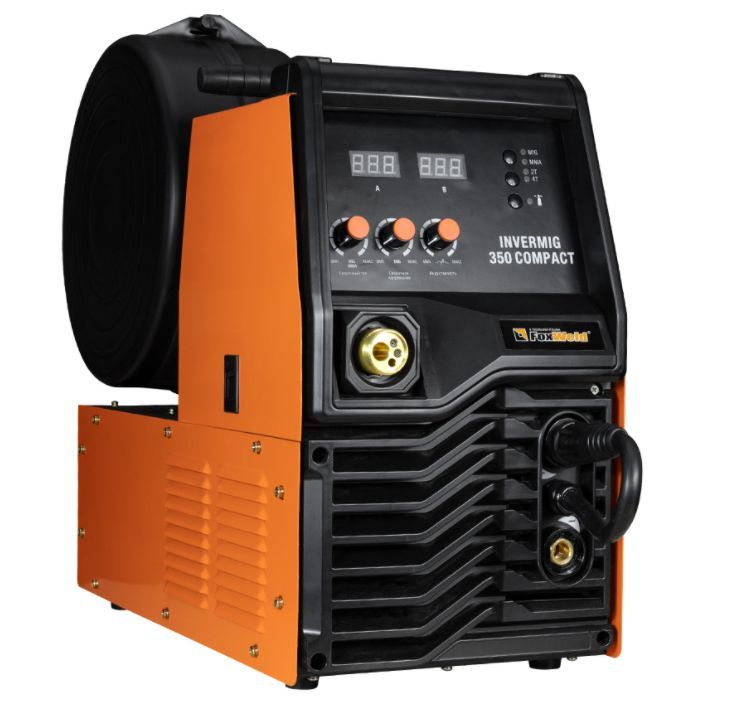 Полуавтомат INVERMIG 350 COMPACT Foxweld