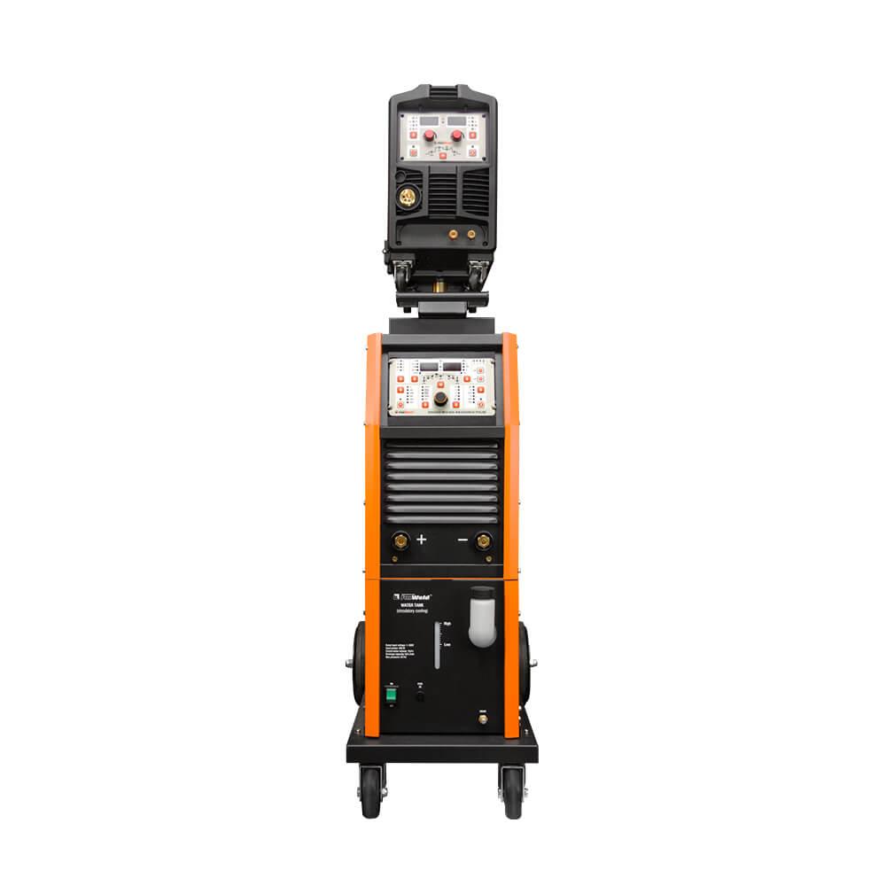Сварочный инверторный полуавтомат SAGGIO MIG 500-NS DOUBLE PULSE