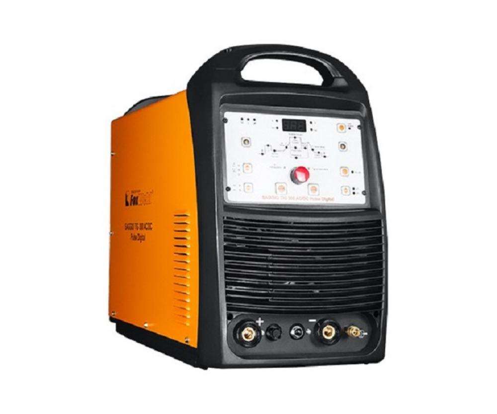 Сварочный инвертор SAGGIO TIG 300 DC PULSE DIGITAL