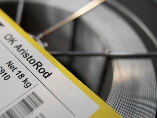 Сварочная проволока ESAB OK ARISTOROD 12.50 1,2 мм 18 кг