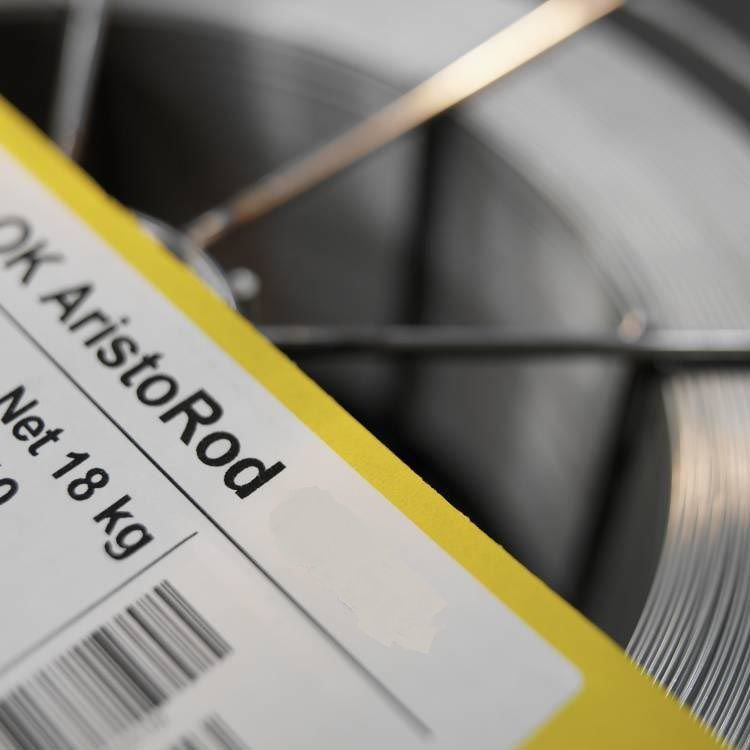 Сварочная проволока ESAB OK ARISTOROD 12.63 1,2 мм 18 кг